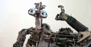 Taking a Closer Look at How Vintage Robots Rock!